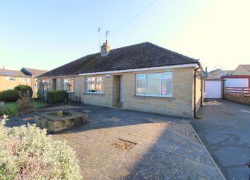 2 bed semi-detached bungalow for sale in Springfield Avenue, Honley, Holmfirth HD9