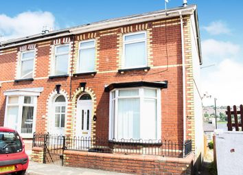 Thumbnail 2 bed end terrace house for sale in Rosser Street, Wainfelin, Pontypool