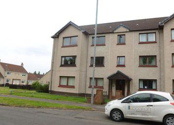 Thumbnail 2 bedroom flat to rent in Quarry Street, New Stevenson, Motherwell