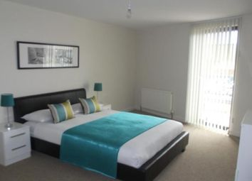 Thumbnail 1 bed flat to rent in 2 Connaught Road, Silvertown, London