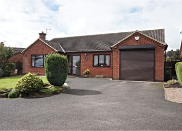 Thumbnail 3 bedroom detached bungalow for sale in Old Pit Lane, Smalley