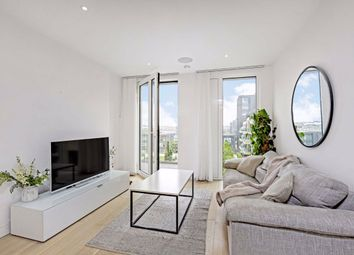 Thumbnail 1 bed flat to rent in Central Avenue, London