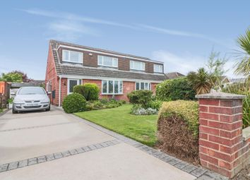 Thumbnail 3 bed bungalow for sale in Old Fleet, Grimsby