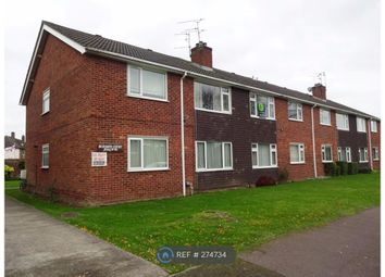 Thumbnail 2 bed flat to rent in Bursdon Court, Leicester