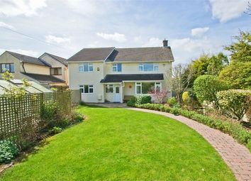 Thumbnail 4 bed detached house for sale in Prestleigh Road, Evercreech, Somerset