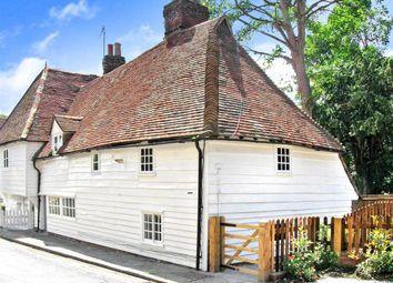 Thumbnail 1 bedroom end terrace house for sale in High Street, Farningham, Kent