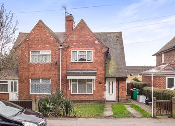 Thumbnail 3 bed semi-detached house for sale in Squires Avenue, Bulwell, Nottingham