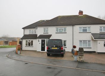 Thumbnail 4 bedroom semi-detached house for sale in 32 Cromwell Road, Bulwark, Chepstow, Monmouthshire