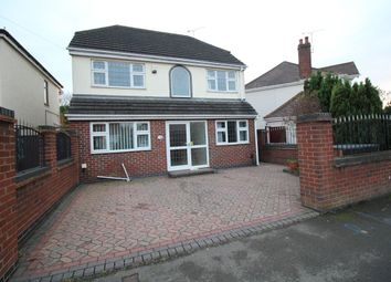 Thumbnail 3 bed detached house for sale in Margaret Avenue, Bedworth