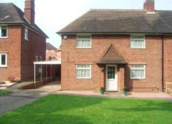 Thumbnail 4 bed flat to rent in Shenley Fields Road, Northfield, Birmingham