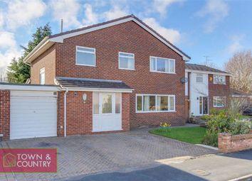 Thumbnail 5 bed link-detached house for sale in Estuary View, Ewloe, Deeside, Flintshire
