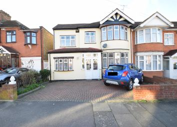 Thumbnail 4 bed end terrace house for sale in Blackbush Avenue, Chadwell Heath, Romford