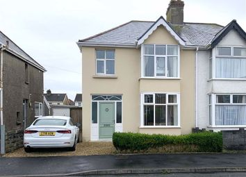 Thumbnail 3 bed semi-detached house for sale in Miles Street, Llanelli
