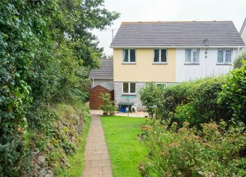 Thumbnail 4 bed semi-detached house for sale in Nanscober Place, Helston, Cornwall