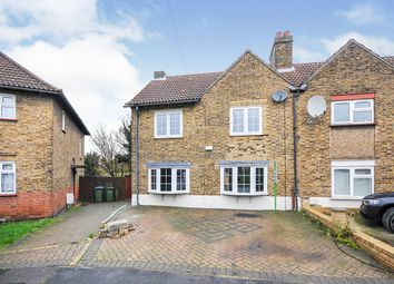 Thumbnail 3 bed semi-detached house for sale in Keynsham Gardens, London