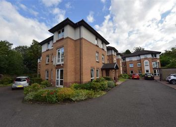 Thumbnail 2 bed flat for sale in Strawhill Road, Clarkston, Glasgow