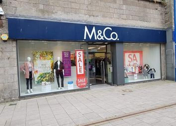 Thumbnail Retail premises to let in Broad Street, Fraserburgh