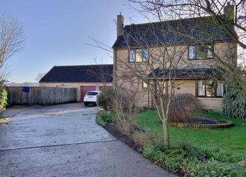 Thumbnail 4 bed detached house for sale in Roundwood View, Christian Malford, Chippenham, Wiltshire