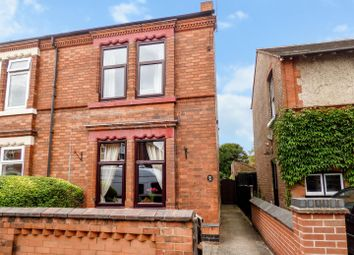 Thumbnail 2 bed semi-detached house for sale in Carrfield Avenue, Long Eaton, Nottingham