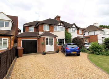 Thumbnail 4 bed semi-detached house for sale in Bearton Green, Hitchin, Hertfordshire