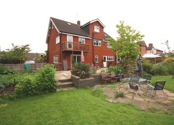 Thumbnail 5 bed detached house for sale in Audlem Road, Nantwich