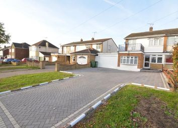 Thumbnail 3 bed semi-detached house for sale in Bowers Gifford, Basildon, Essex