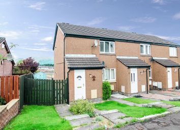 Thumbnail 1 bed flat for sale in Nevis Crescent, Alloa