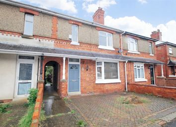 Thumbnail 3 bed terraced house to rent in Lesson Road, Brixworth, Northampton