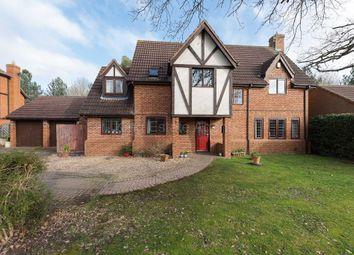 Berrystead, Caldecotte, Milton Keynes, Buckinghamshire MK7. 5 bed detached house for sale