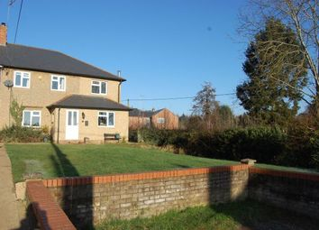 Thumbnail 4 bed semi-detached house for sale in The Green, Hollowell, Northampton