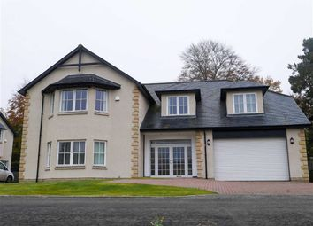 Thumbnail 5 bed detached house for sale in Druid's Park, Murthly, Perthshire
