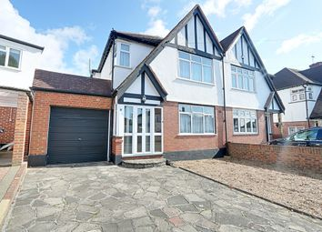 Thumbnail 3 bed semi-detached house for sale in Beechwood Avenue, Ruislip