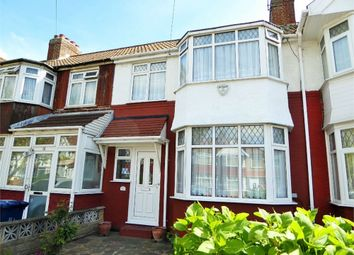 Thumbnail 3 bed terraced house for sale in Rydal Crescent, Perivale, Greenford