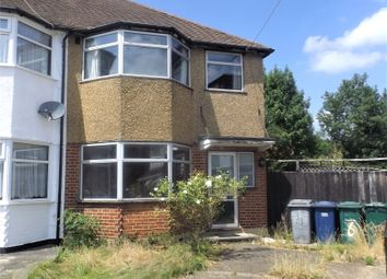 Thumbnail 3 bed end terrace house for sale in Golda Close, Barnet, Herts