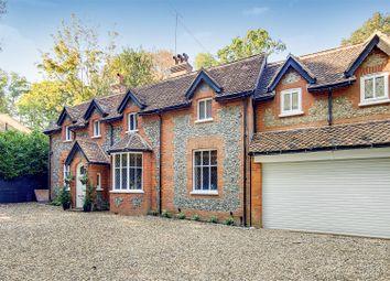 Thumbnail 5 bed property for sale in Loom Lane, Radlett