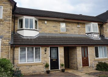Thumbnail 2 bed town house for sale in Weavers Croft, Cleckheaton