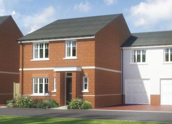 Thumbnail 4 bedroom semi-detached house for sale in The Norton, St John's, Wood Street, Chelmsford, Essex