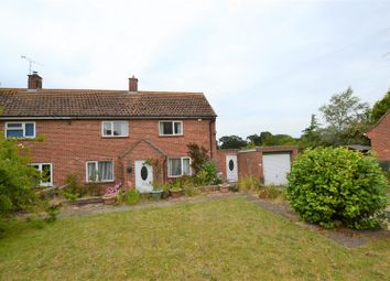 Thumbnail 3 bed semi-detached house for sale in Fenside, Heacham, King's Lynn