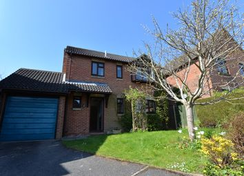 Thumbnail 3 bed detached house to rent in Barley Down Drive, Winchester