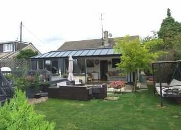Thumbnail 4 bed detached bungalow for sale in Bath Road, Atworth, Melksham