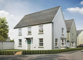 "Thumbnail 4 bedroom detached house for sale in ""Cornell"" at Redmoor Close, Tavistock"