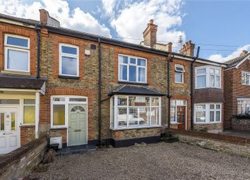 Thumbnail 3 bedroom terraced house for sale in Tolworth Park Road, Surbiton