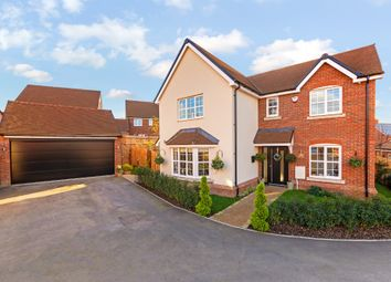Thumbnail 5 bed detached house for sale in Aldridge Way, Buntingford
