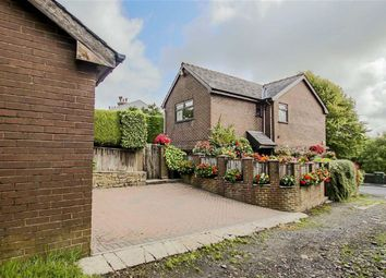 Thumbnail 4 bed detached house for sale in Bankside Lane, Bacup, Rossendale