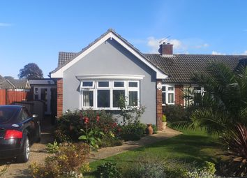 Thumbnail 2 bed semi-detached bungalow for sale in Madden Close, Gosport