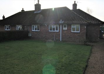 Thumbnail 2 bed semi-detached bungalow to rent in St Andrews Close, Norwich