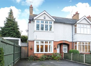 Thumbnail 3 bedroom semi-detached house for sale in Harefield Road, Rickmansworth, Hertfordshire