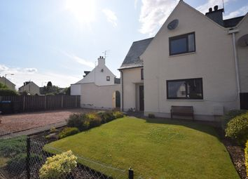 Thumbnail 3 bed semi-detached house for sale in Daleally Crescent, Errol, Perth