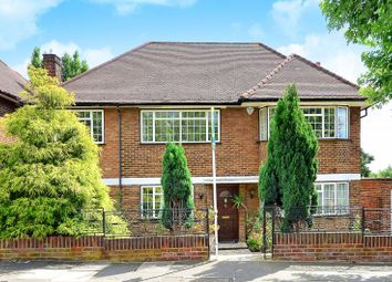 Thumbnail 5 bedroom detached house to rent in The Ridings, Hanger Hill