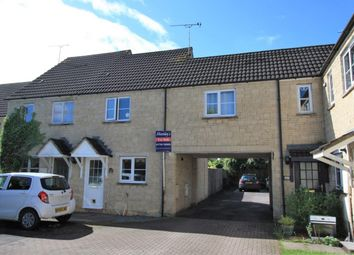 Thumbnail 2 bed end terrace house for sale in Swansfield, Lechlade